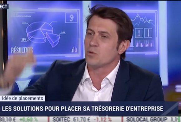 Stéphane Rudzinski sur BFM Business