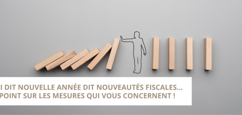 Newsletter juridique et fiscale – 1er trimestre 2020